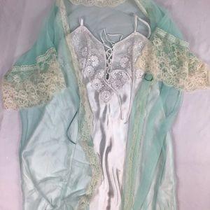 Vintage lingerie and